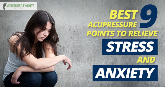 9 Rare Known Acupressure Points to get rid of Depression