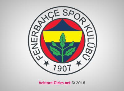 Vektörel çizim Fenerbahçe