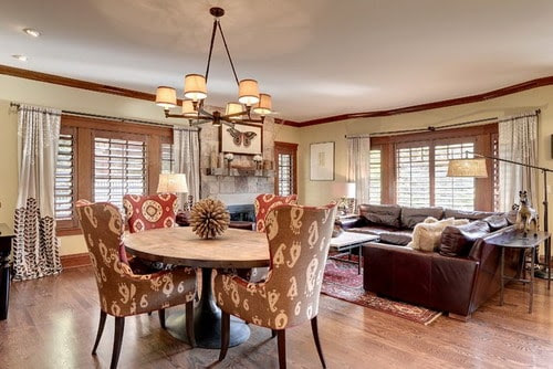 Best Painting Tips for Living Room and Dining Room - Home ...