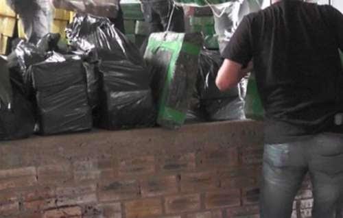 Polícia Civil  apreende mais de duas toneladas de maconha