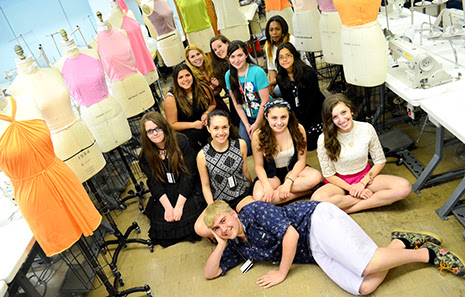 Fashion Design Summer Programs For High School Students School Style