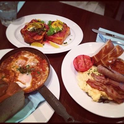 Breakfast-dinner:)  (Taken with Instagram)
