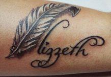 40 Ideas De Tipografías Y Letras Para Tatuajes Decoraciones