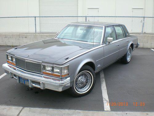Purchase used 1979 Cadillac Seville Elegante ,one owner ...