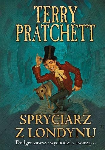 Spryciarz z Londynu - Terry Pratchett