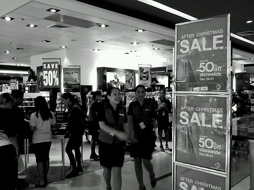 End of season sale here in megamall by popazrael