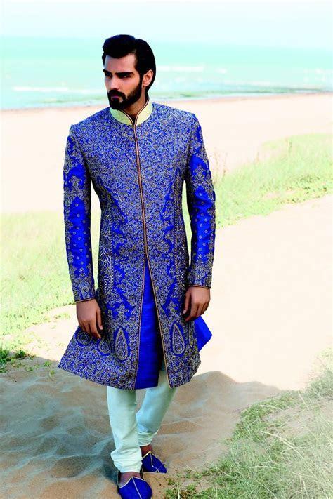 Indian groom wear @ Dmode   DMODE   Pinterest   Indian