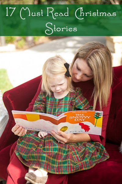 Lipgloss and Crayons Must Read Christmas Books