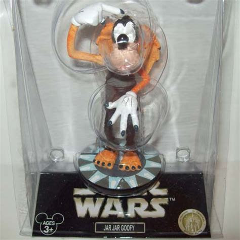 Your WDW Store   Disney Bobble Head Figurine   Star Wars