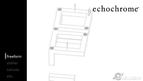 Echochrome Screenshot