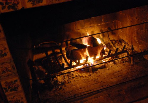Fire on the Hearth