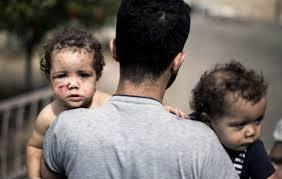 Niños en Gaza Gaza no es un país para niños