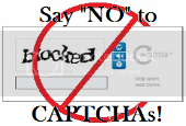 No Comment Captchas