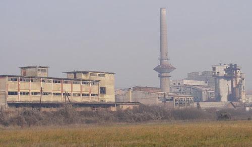 Kristal Zaječar Glass Factory- today