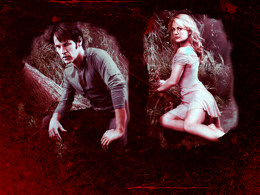 True Blood Wallpaper By