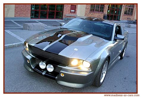 Ford Mustang Shelby Gt500 Eleanor 1967 Prix