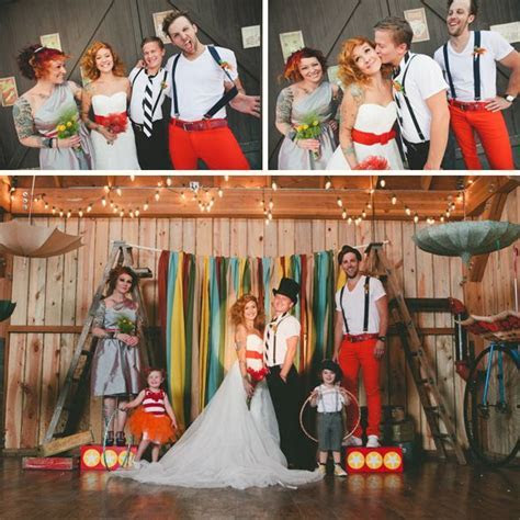 Circus Wedding Theme   Carnival/Circus Theme Wedding