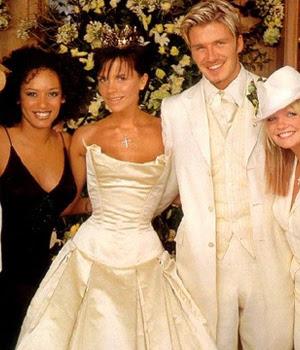 Victoria Beckham Wedding Dress Designer