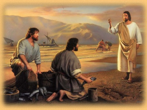 Image result for Yesus Menoleh