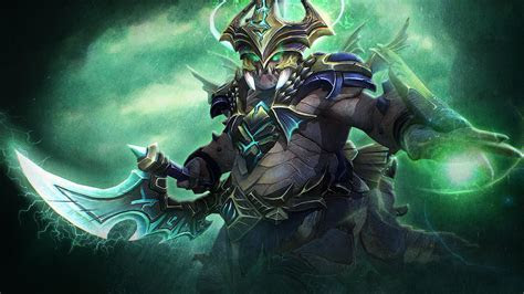 Underlord Dota 2 Dark Rift Set Wallpaper #10841