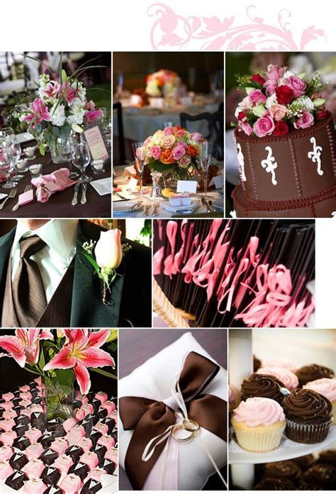 17 Best ideas about Chocolate Brown Wedding on Pinterest