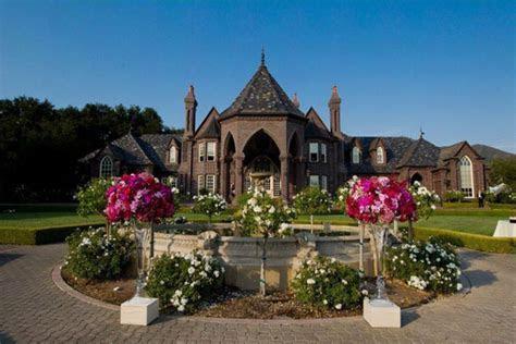 Ledson Winery & Castle, Kenwood Sonoma Wedding Venue