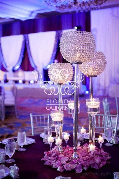 994 best images about Centerpieces   Bring on the Bling