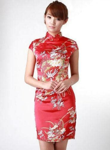traditional chinese dress ebay