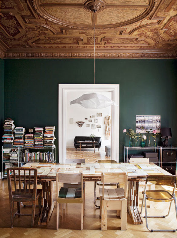 Eclectic-apartment-in-Malmo-1