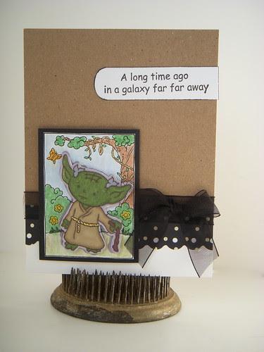 A Long Time Ago In A Galaxy Far Far Away....