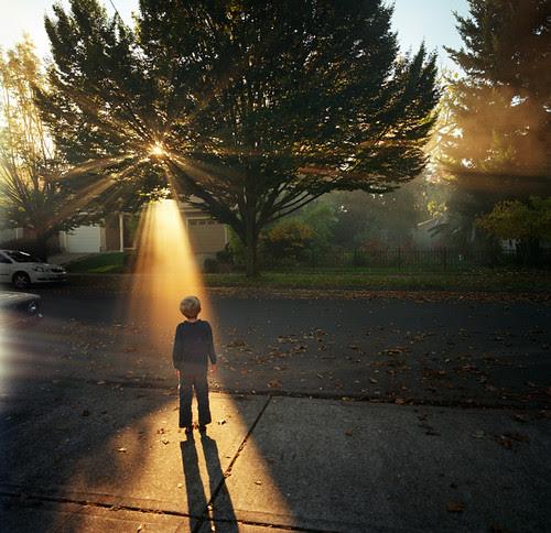 The chance of light por Zeb Andrews