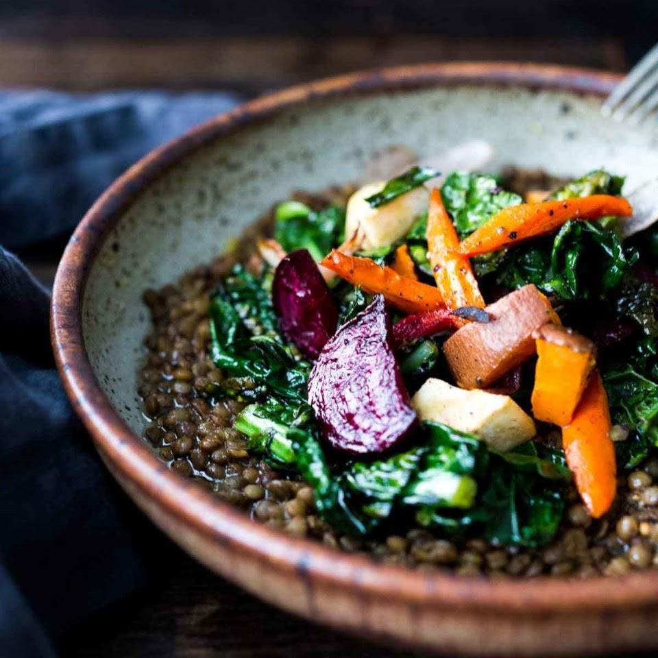 High-Protein Vegan Recipes