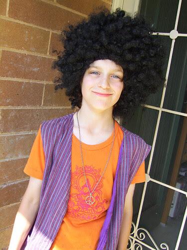 hippie boy