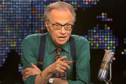 Popular TV Host Larry King Battles Deadly Disease