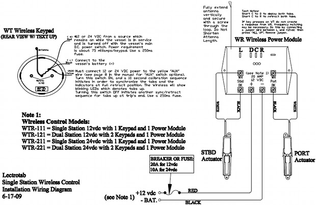 Tilt And Trim Wiring Diagram
