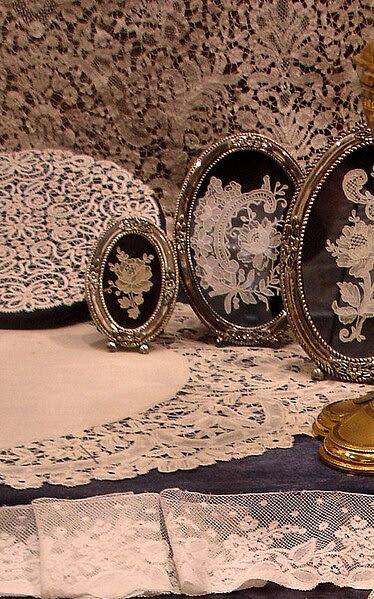 Le tenere dolcezze di resy dentelles di bruges i for Uurloon schilder