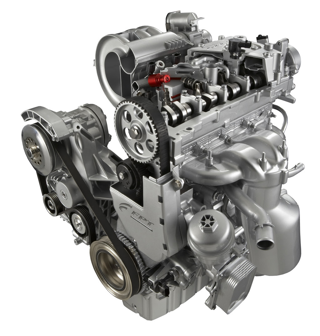 Chrysler Releases Specs On Fiat Four-Cylinder, New ...