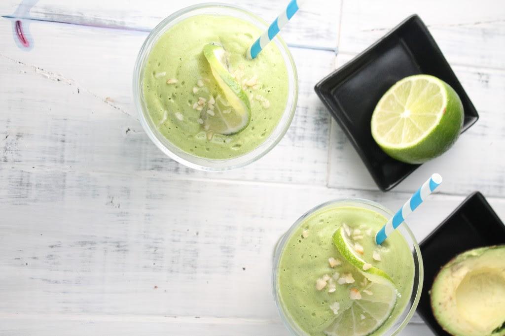 Paleo Key Lime Smoothie