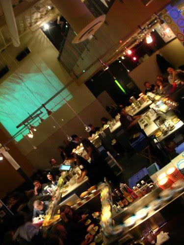 Blue C Sushi in Fremont