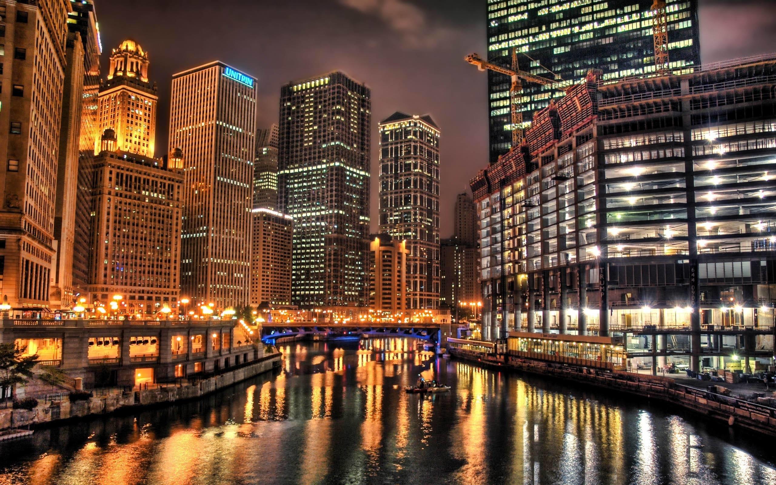 City Lights Background Wallpaper (61+ images)