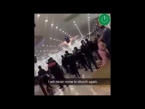 Turkish police brutalise, arrest RCCG church attendees during Sunday service (video)