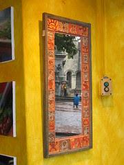 Mirror scene