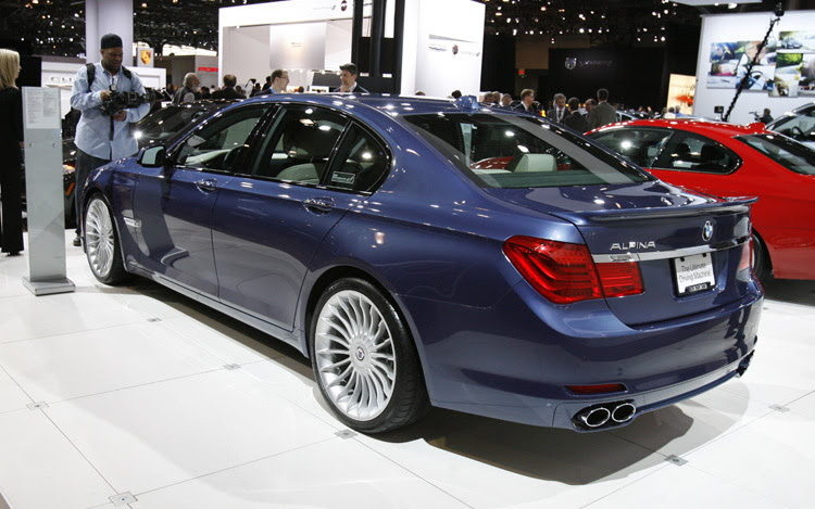2011 BMW Alpina B7 xDrive Photo Gallery - Motor Trend