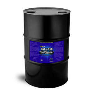 Rub A Tub Tile and Grout Cleaner 55 Gallon