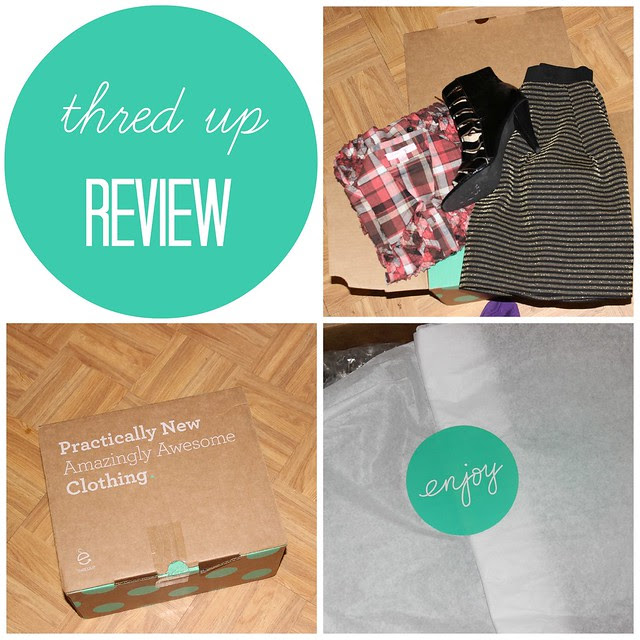 thred up review collage