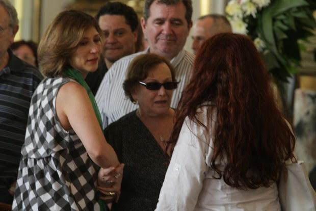 Beth Goulart e Nicette Bruno (Foto: Leo Franco e Thiago Duran / AgNews)