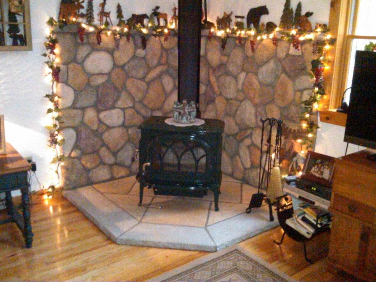 Wood Stove Ideas For Wood Stove Hearth