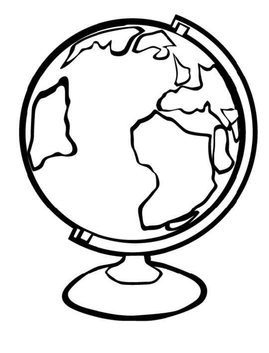 globus zum ausdrucken kostenlos  globus