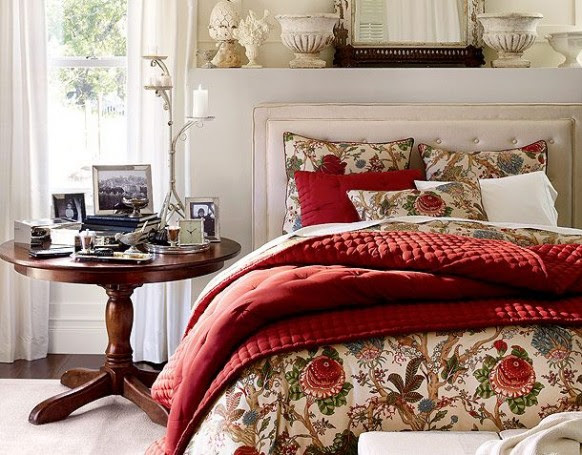 bedding with beautiful design