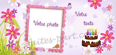 Carte Anniversaire Gratuite A Imprimer Pour Adulte Nanaryuliaortega Blog